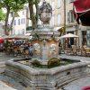 Cotignac Fontaine des Quatre Saisons