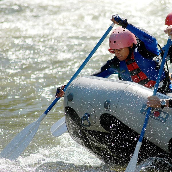 faire du rafting verdon